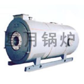 卧式燃油(燃气)常压热水炉